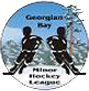 Logo for Georgian Bay Minor Hockey League